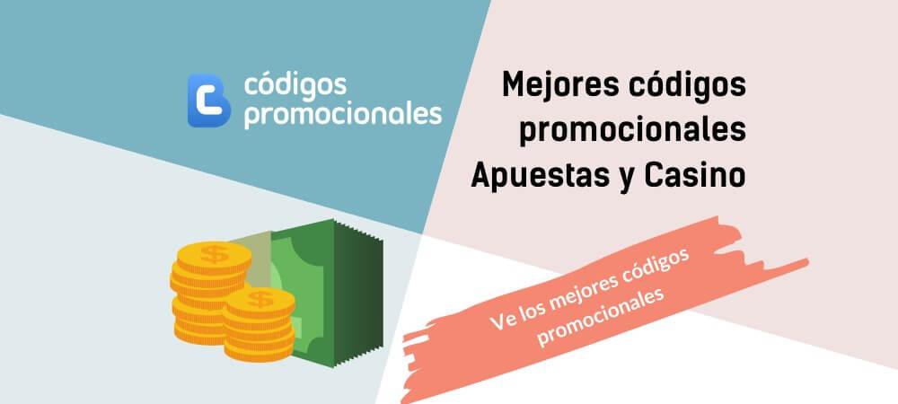 Códigos Promocionales Sin Depósito