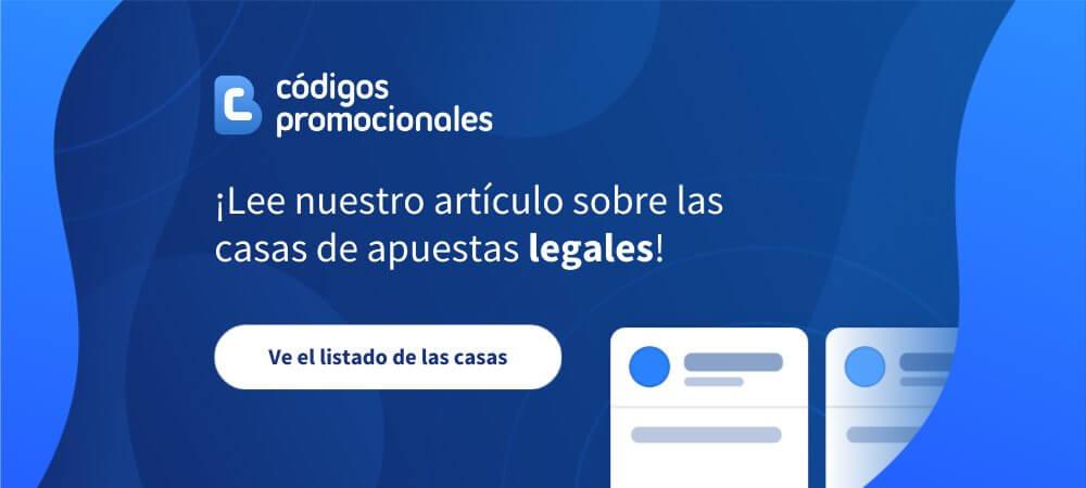 Casas de Apuestas Legales Online