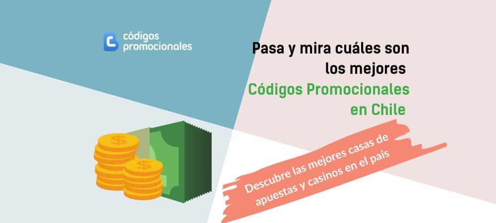 Códigos Promocionales Chile