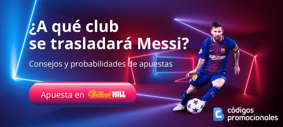 ¿A qué club se trasladará Messi?