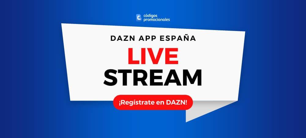 Ver DAZN online gratis en España