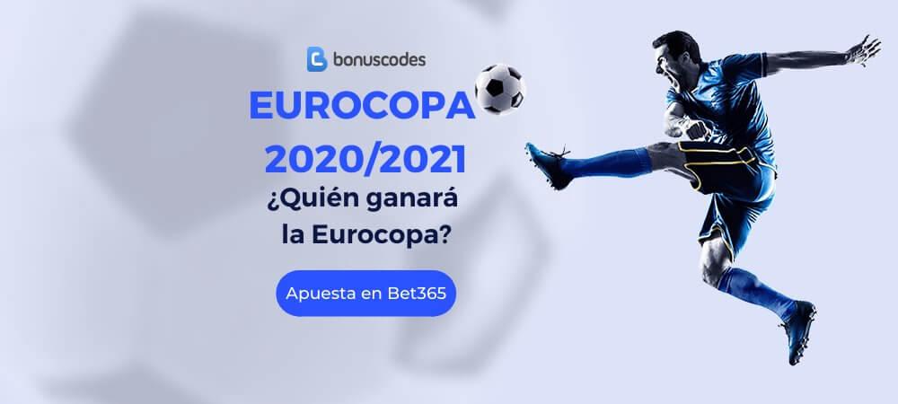 Pronóstico Euro 2021