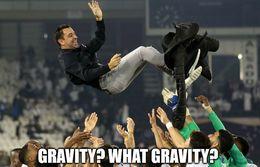 Gravity funny memes