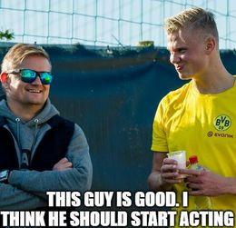 Start acting memes