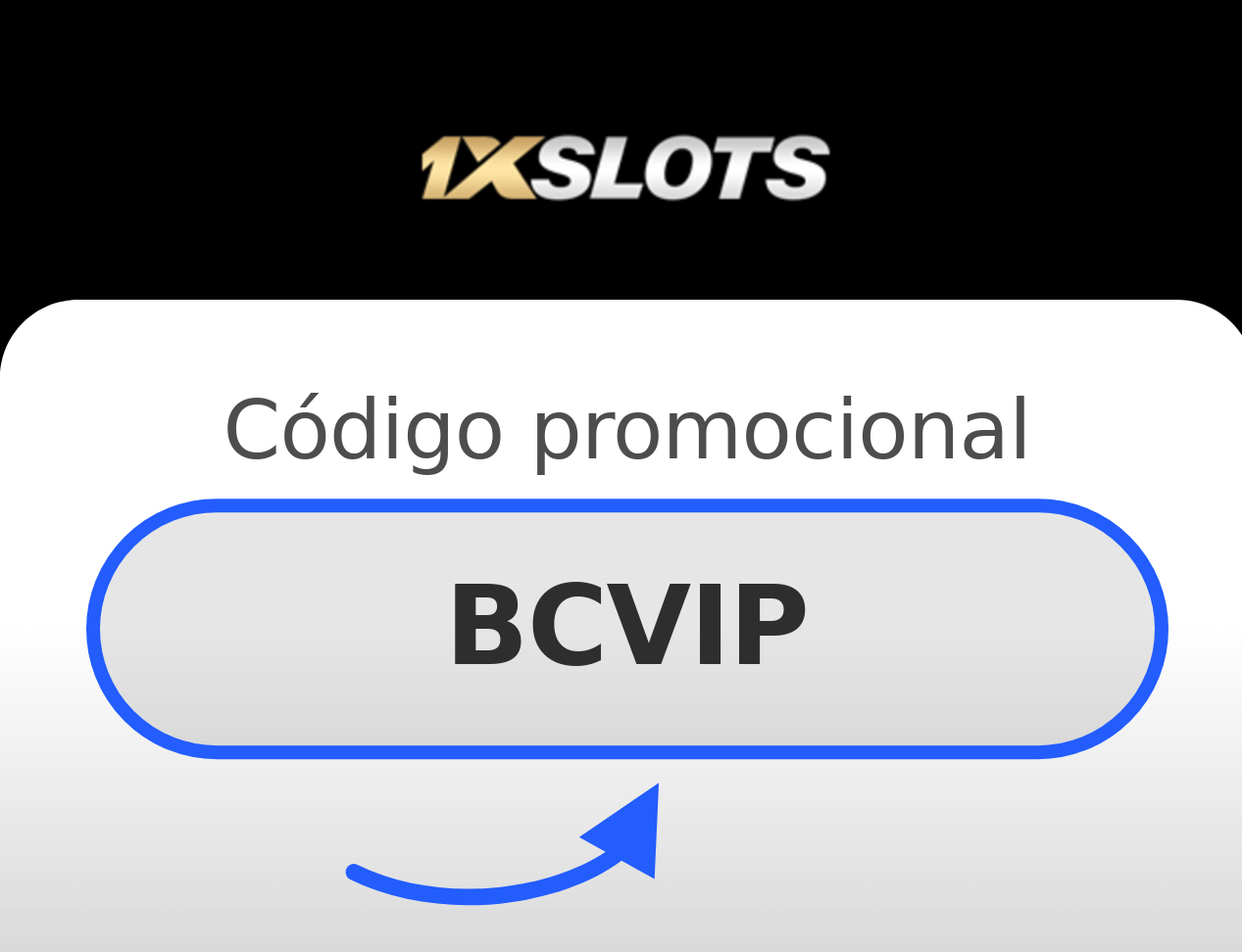 1xSlots Código Promocional