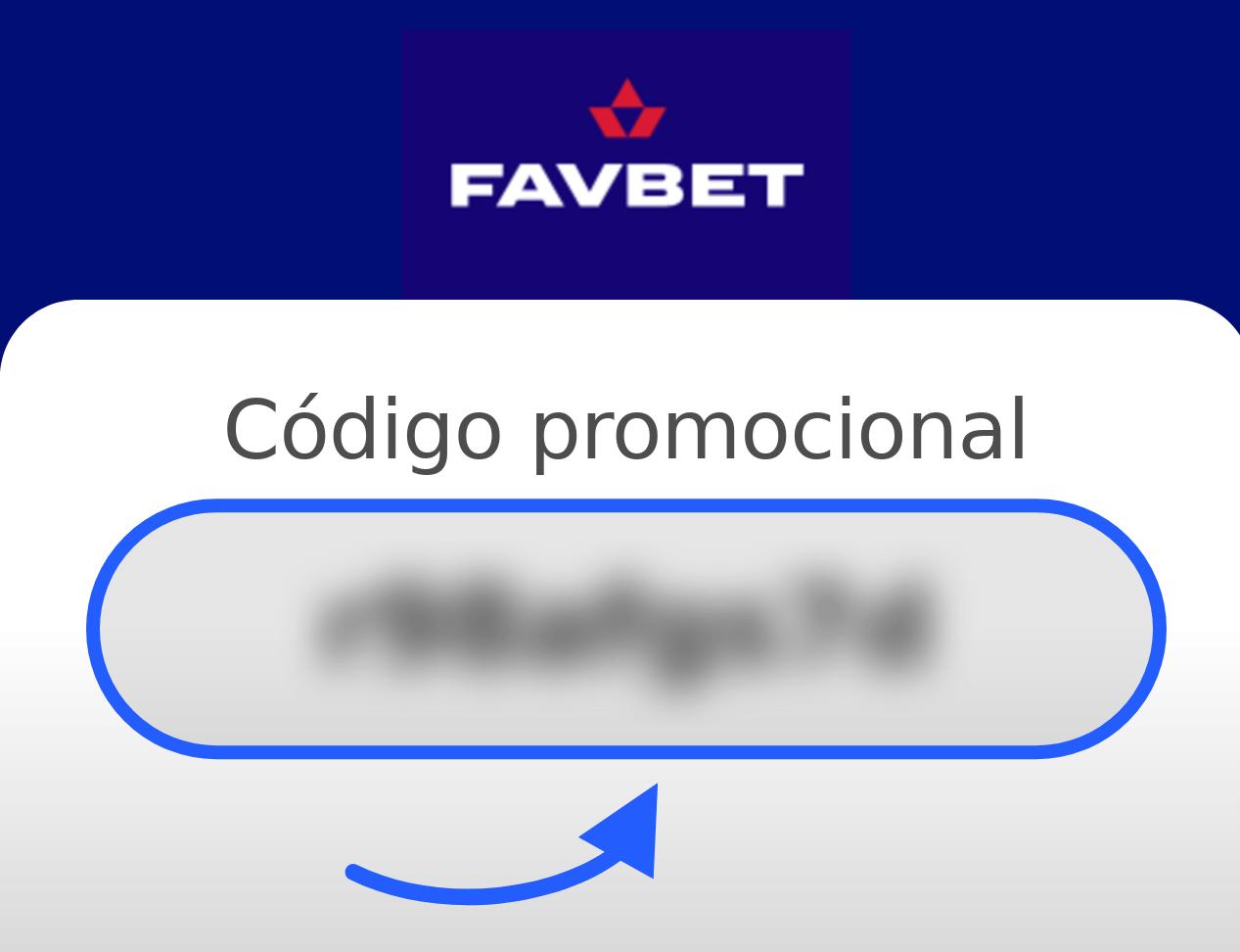 FAVBET Código Promocional