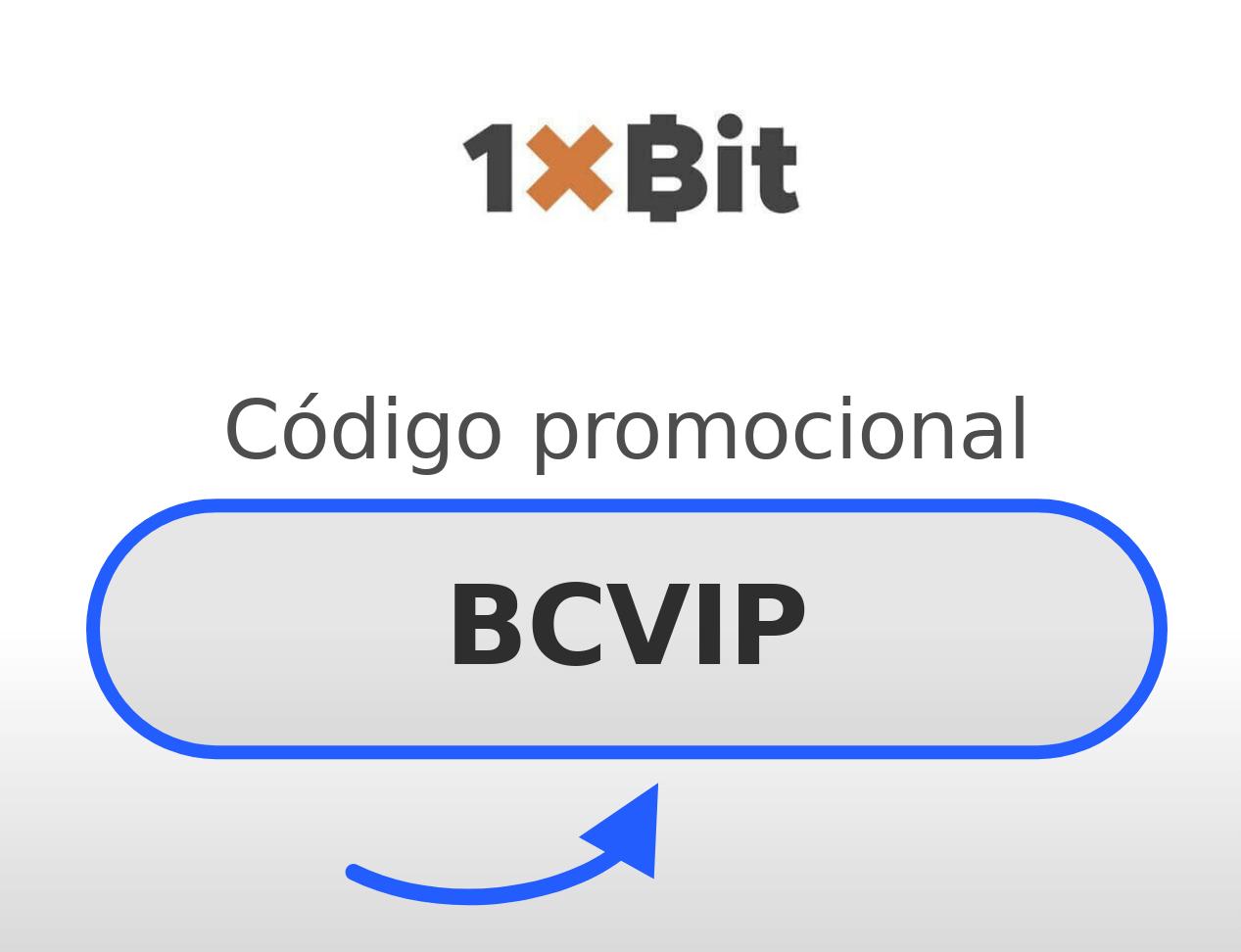 Código Promocional 1xBit