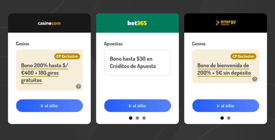 Códigos Promocionales Argentina